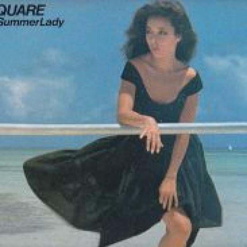 THE SQUARE/LUCKY SUMMER LADY ...