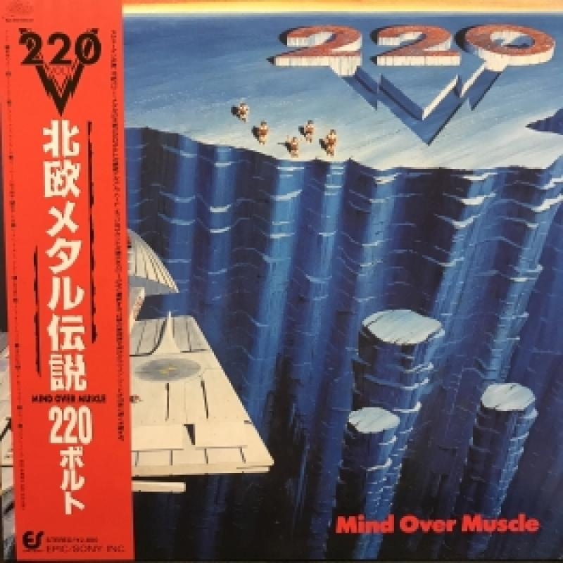 220 VOLT/MIND OVER MUSCLEのLPレコード通販・販売ならサウンドファインダー