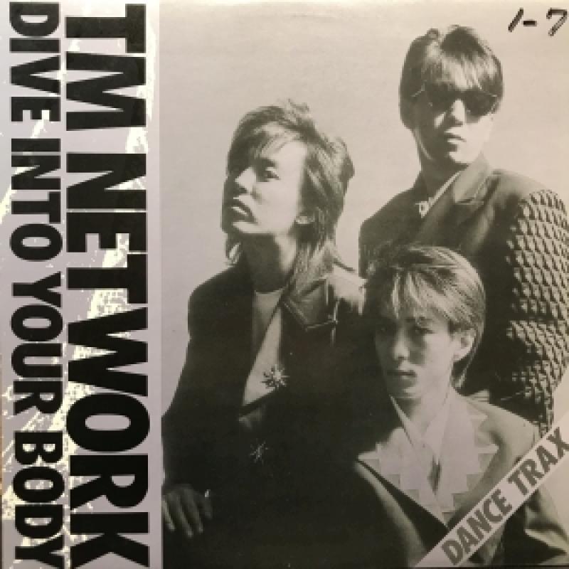 TM NETWORK/DIVE INTO YOUR BODY (見本盤)の12インチレコード通販・販売ならサウンドファインダー