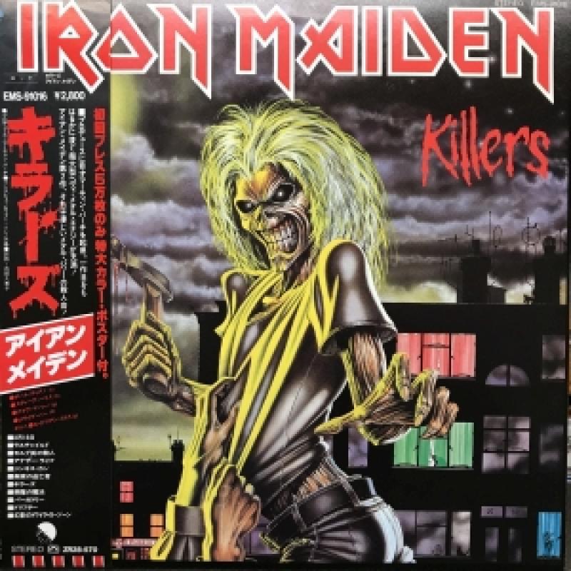 アイアン・メイデン/KILLERSのLPレコード通販・販売ならサウンドファインダー