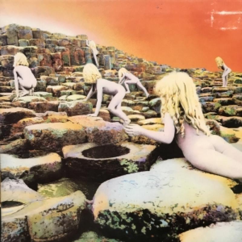 レッド・ツェッペリン/HOUSES OF THE HOLYのLPレコード通販・販売ならサウンドファインダー