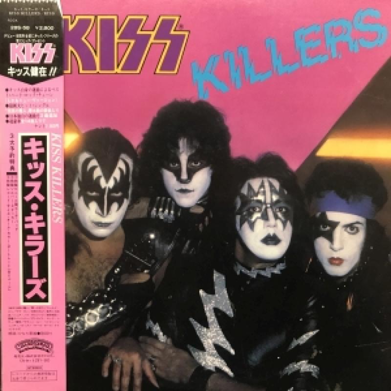 キッス/KISS KILLERSのLPレコード通販・販売ならサウンドファインダー
