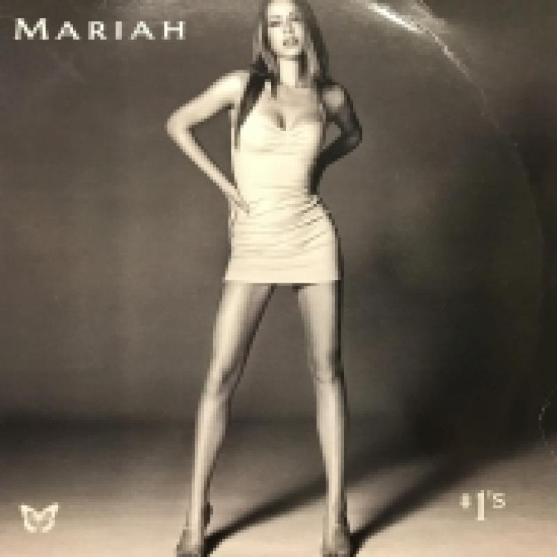 MARIAH CAREY/#1'S (2LP)のLPレコード通販・販売ならサウンドファインダー