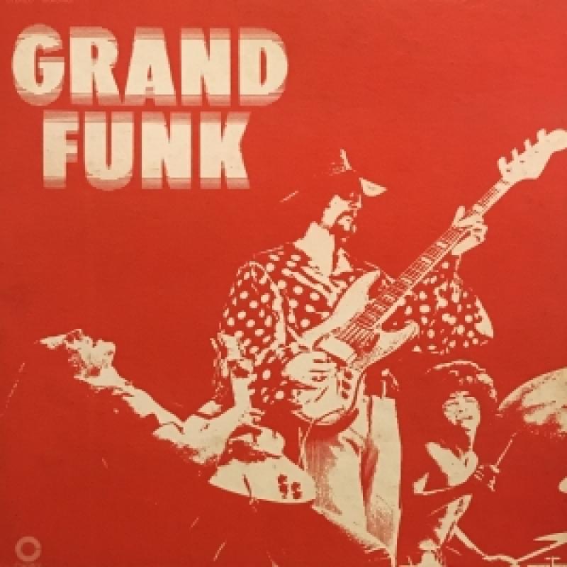 グランド・ファンク/GRAND FUNK RAILROADのLPレコード通販・販売ならサウンドファインダー