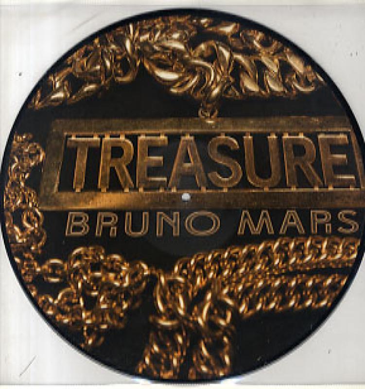 BRUNO MARS/TREASURE (PICTURE D...