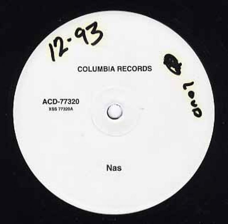 nas it ain t hard to tell test prese レコード通販のサウンドファインダー