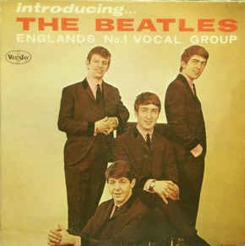 Beatles, the/Introducing …のLPレコード通販・販売ならサウンドファインダー