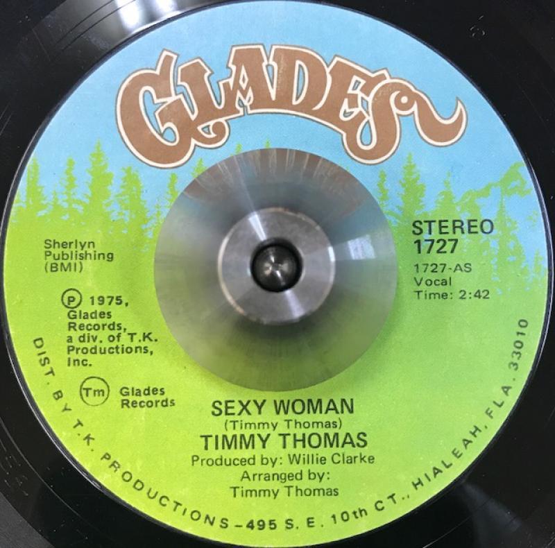 MARGUERITE: Timmy thomas sexy woman