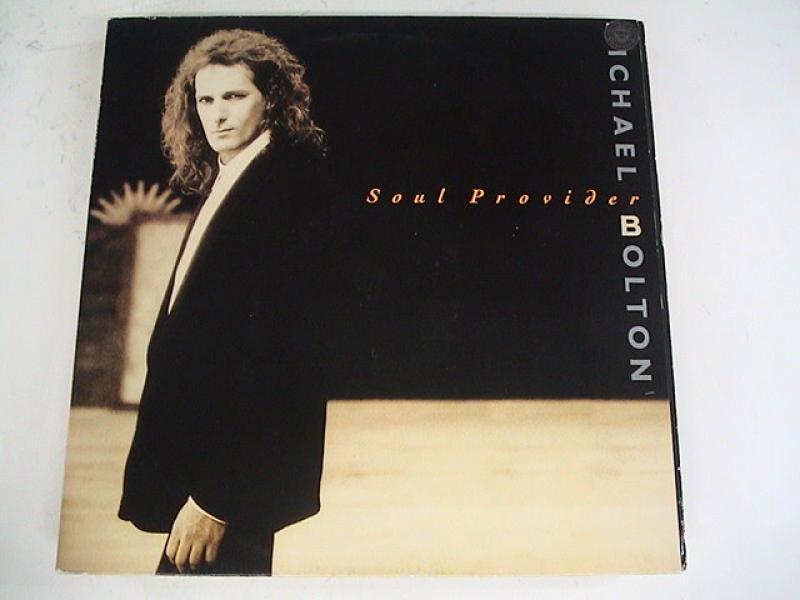 Michael Bolton/Soul Provider レコード通販のサウンドファインダー