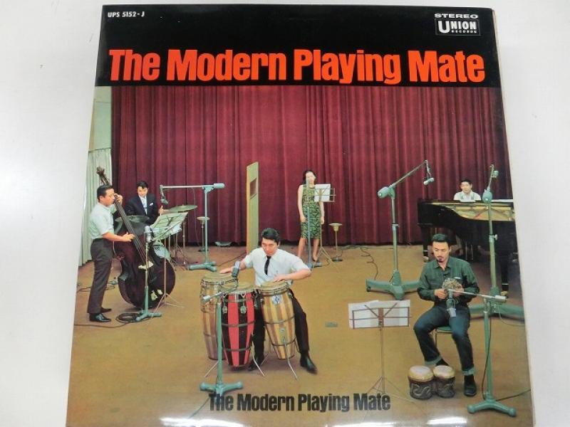 ザ・モダン・プレイング・メイト、笠井紀美子、世良譲/The Modern Playing MateのLPレコード通販・販売ならサウンドファインダー
