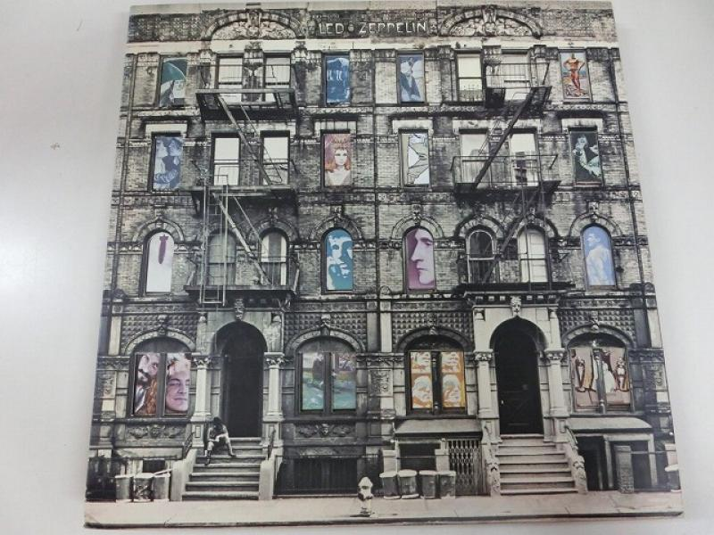Led Zeppelin/Physical GraffitiのLPレコード通販・販売ならサウンドファインダー