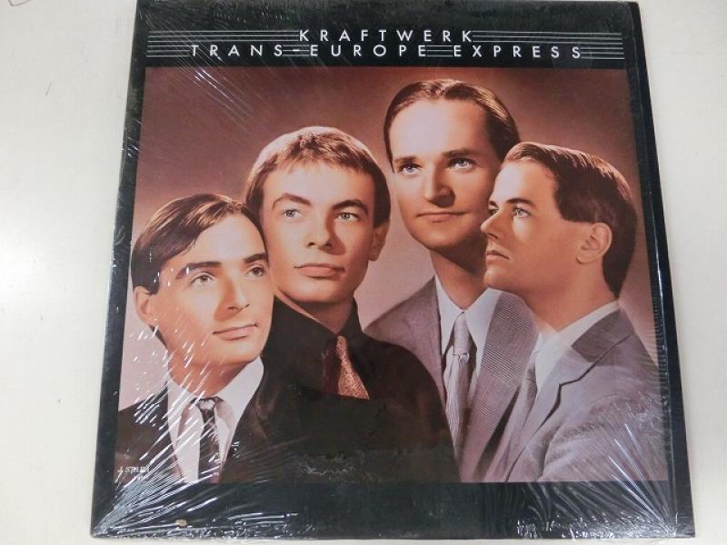 Kraftwerk/Trans-Europe ExpressのLPレコード通販・販売ならサウンドファインダー