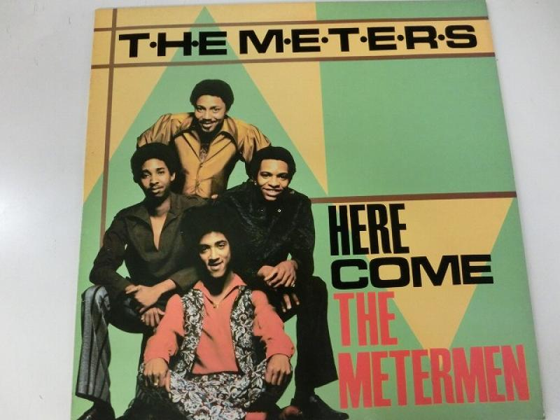 The Meters/Here Come The MetermenのLPレコード通販・販売ならサウンドファインダー