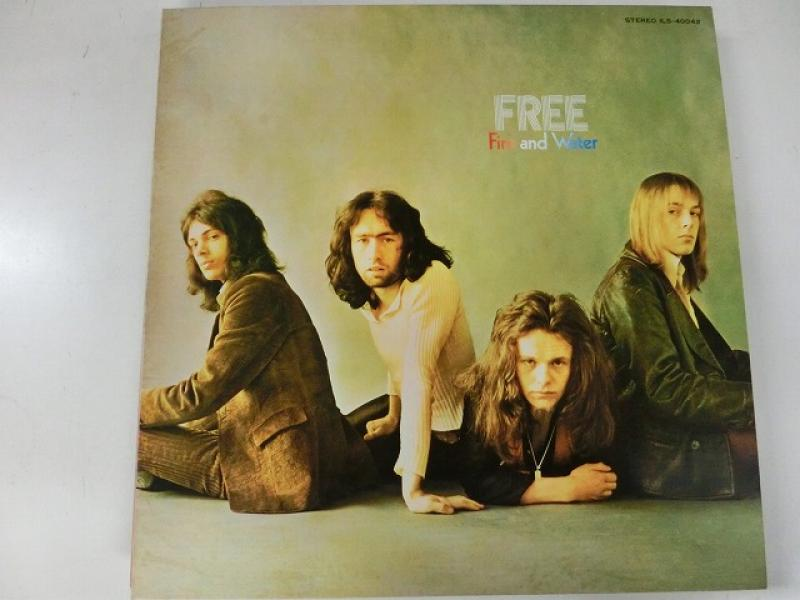 Free/Fire And WaterのLPレコード通販・販売ならサウンドファインダー