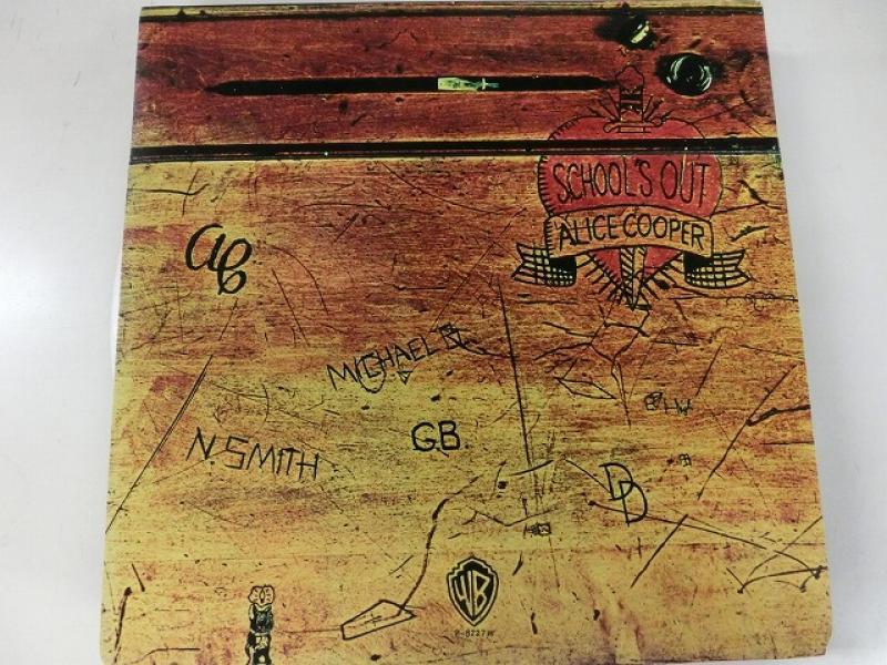 Alice Cooper/School's OutのLPレコード通販・販売ならサウンドファインダー