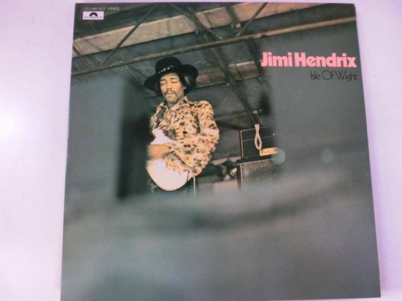 Jimi Hendrix/Isle Of WightのLPレコード通販・販売ならサウンドファインダー