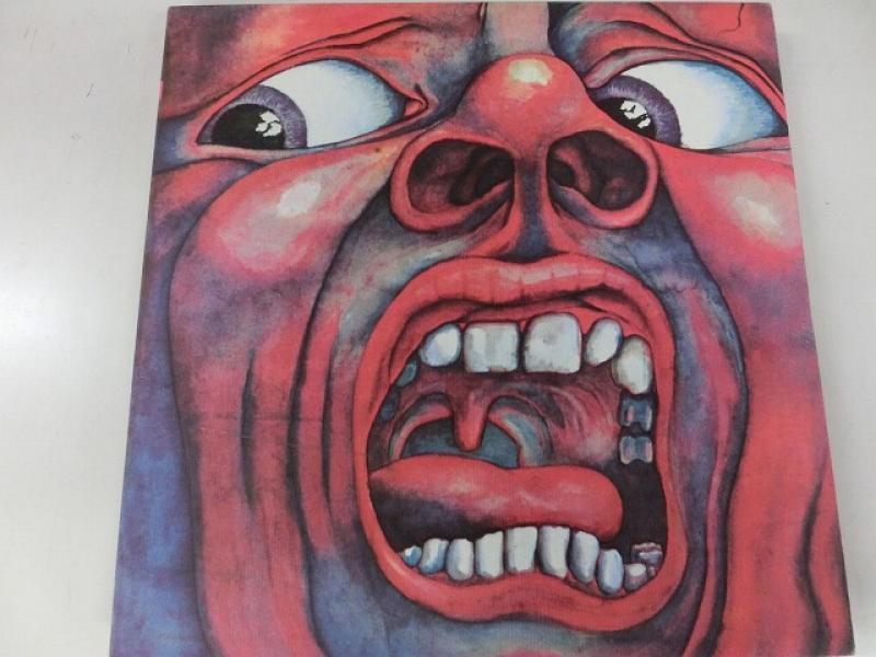 King Crimson/In The Court Of The Crimson King  クリムゾン・キングの宮殿のLPレコード通販・販売ならサウンドファインダー