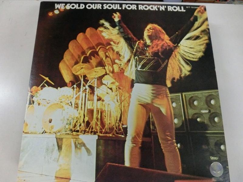 Black Sabbath/We Sold Our Soul For Rock 'N' Roll  ベスト・オブ・ブラック・サバスのLPレコード通販・販売ならサウンドファインダー