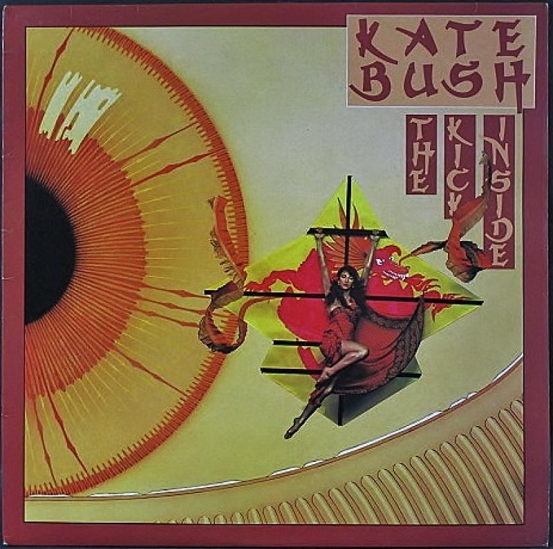 Kate Bush /The Kick Inside のLPレコード通販・販売ならサウンドファインダー