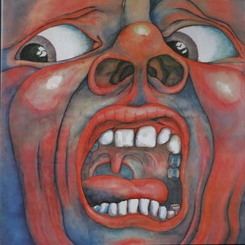 King Crimson /In The Court Of The Crimson King のLPレコード通販・販売ならサウンドファインダー