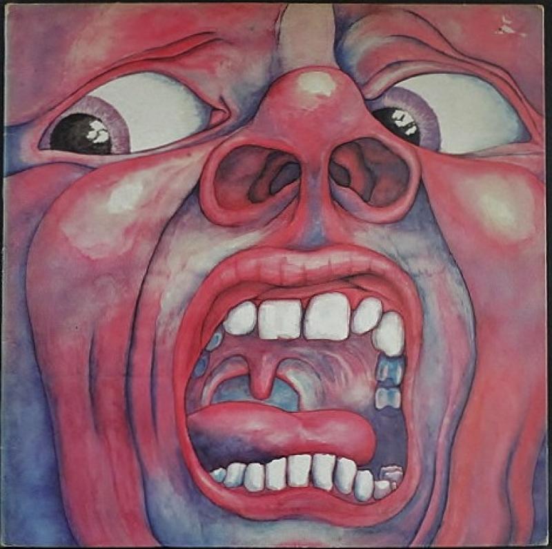 King Crimson /In The Court Of The Crimson KingのLPレコード通販・販売ならサウンドファインダー