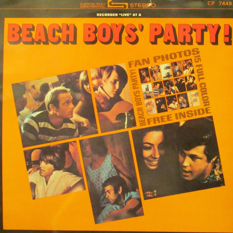 The Beach Boys /ビーチ・ボーイ...
