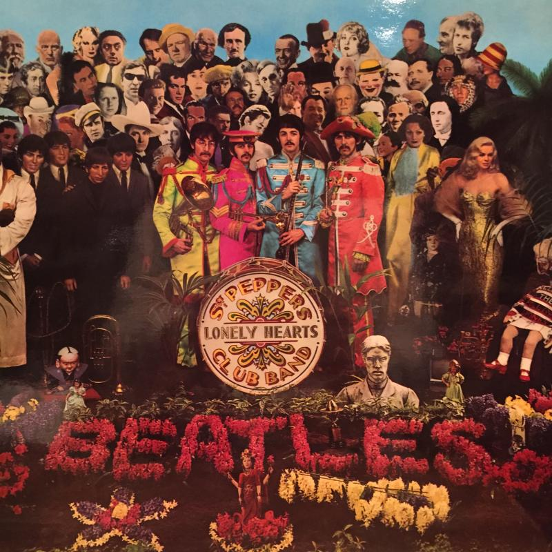 The Beatles/Sgt. Pepper's Lonely Hearts Club BandのLPレコード通販・販売ならサウンドファインダー