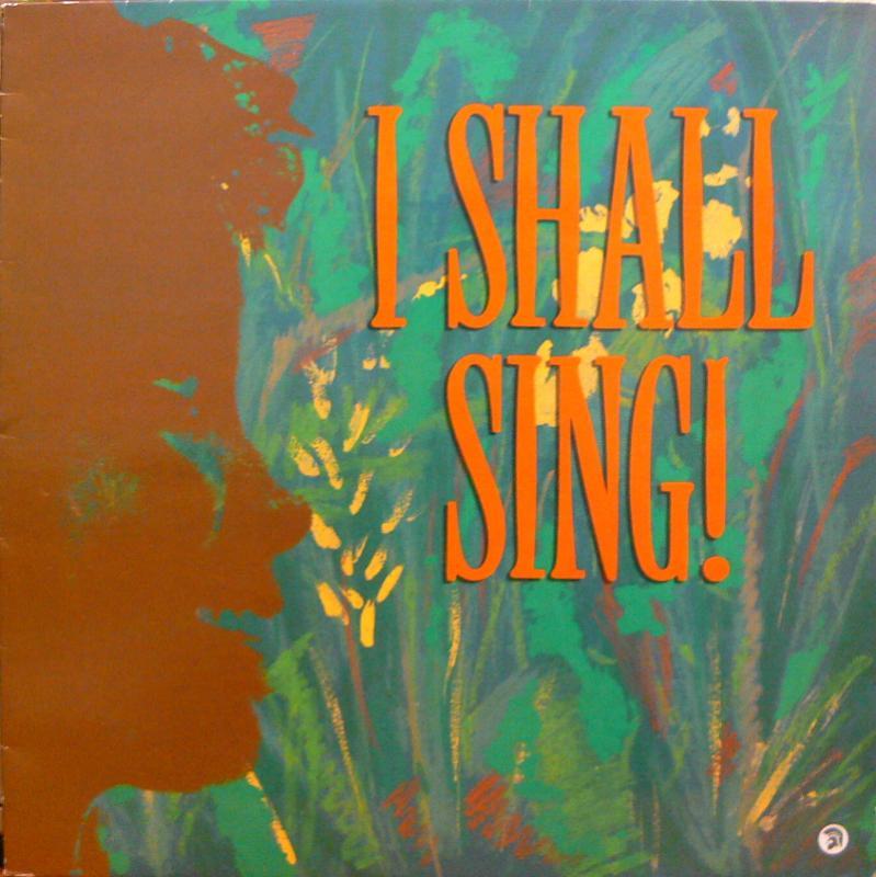 V.A./I Shall SingのLPレコード通販・販売ならサウンドファインダー