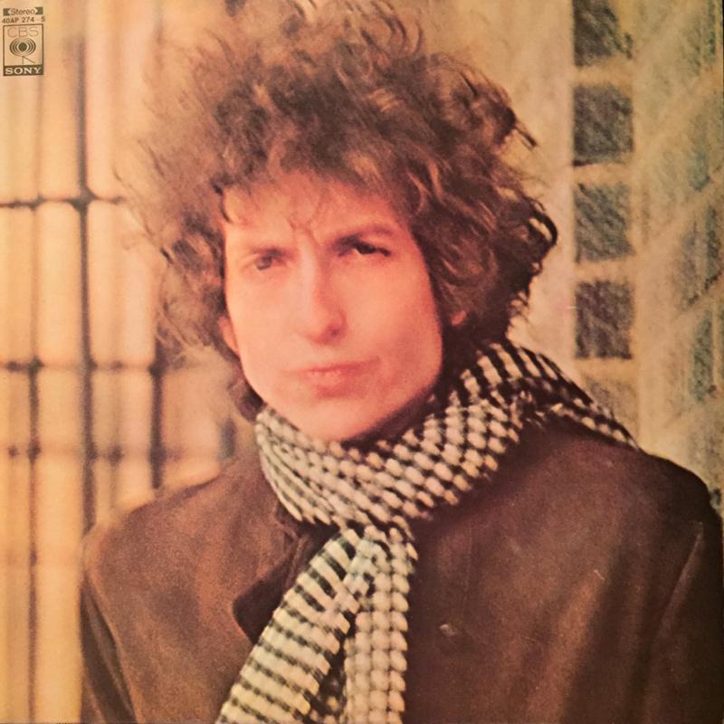 ボブ・ディラン/ブロンド・オン・ブロンドのLPレコード通販・販売ならサウンドファインダー