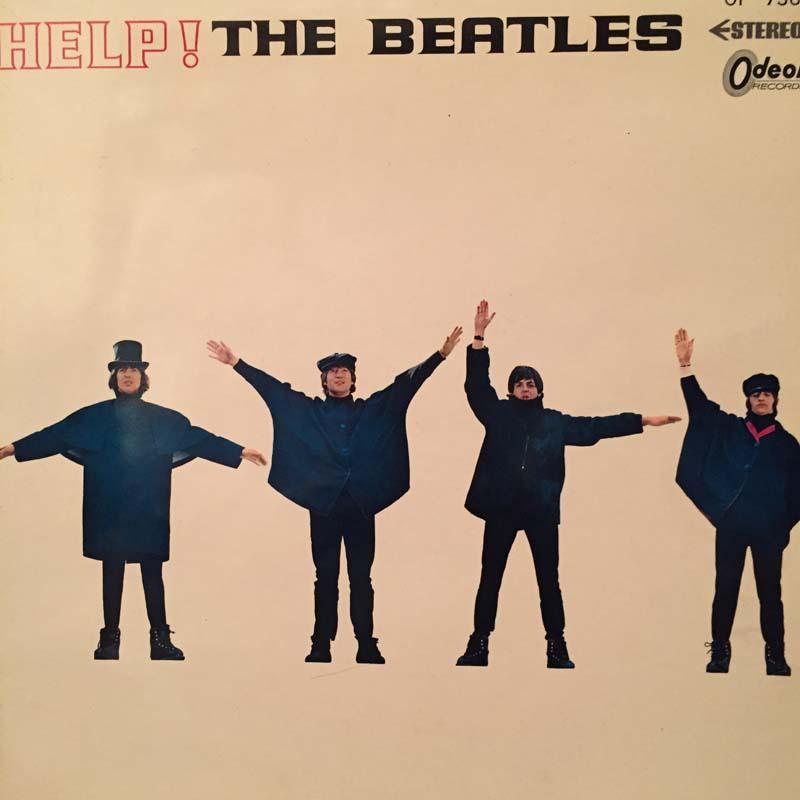 ビートルズ/ヘルプ!のLPレコード通販・販売ならサウンドファインダー