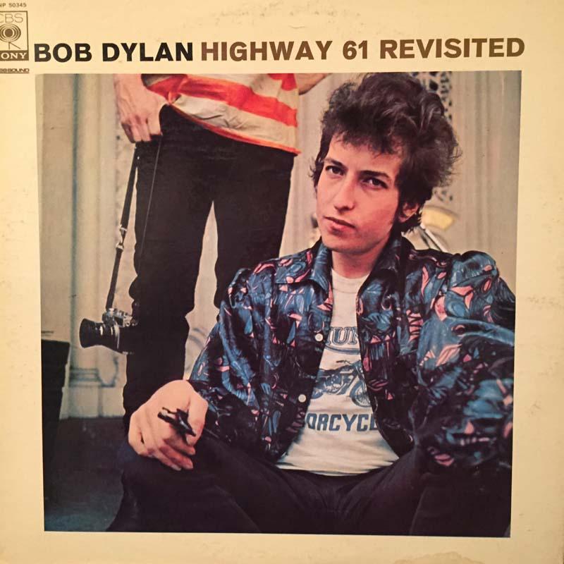 ボブ・ディラン/追憶のハイウェイのLPレコード通販・販売ならサウンドファインダー