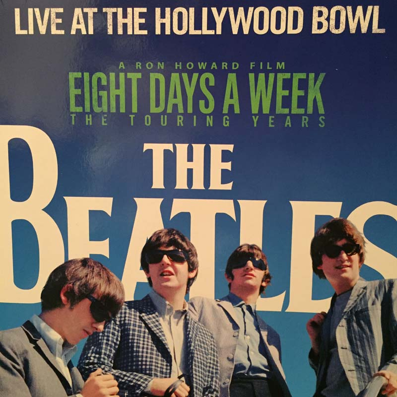 The Beatles ?/ Live At The Hollywood BowlのLPレコード通販・販売ならサウンドファインダー