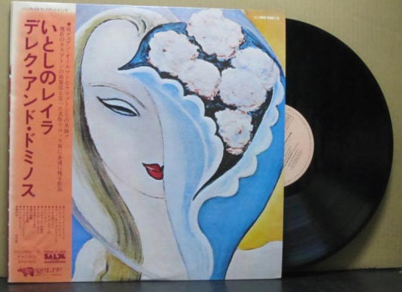 デレク・アンド・ドミノス/いとしのレイラ[2LP]のLPレコード通販・販売ならサウンドファインダー