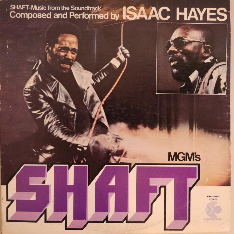 Isaac Hayes/OST / Shaft「黒い...