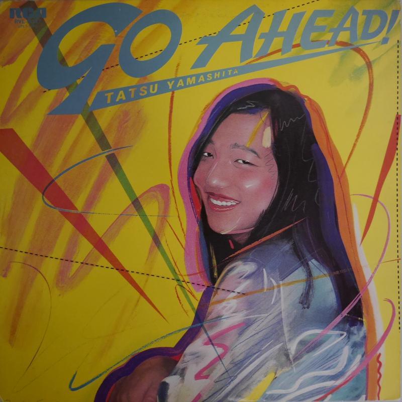 山下達郎/GO AHEADのLPレコード通販・販売ならサウンドファインダー