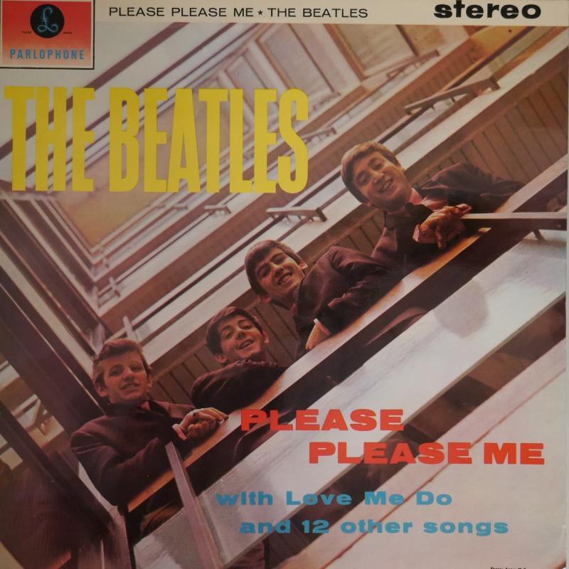 THE BEATLES/Please Please MeのLPレコード通販・販売ならサウンドファインダー