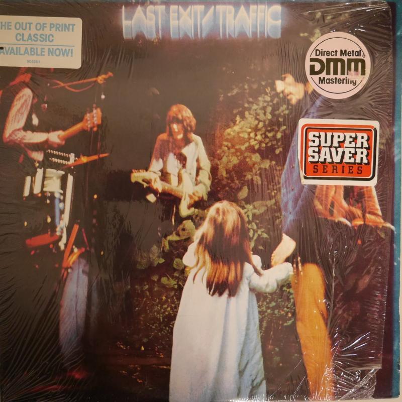 TRAFFIC/LAST EXIT(STERLING DMM)のLPレコード通販・販売ならサウンドファインダー