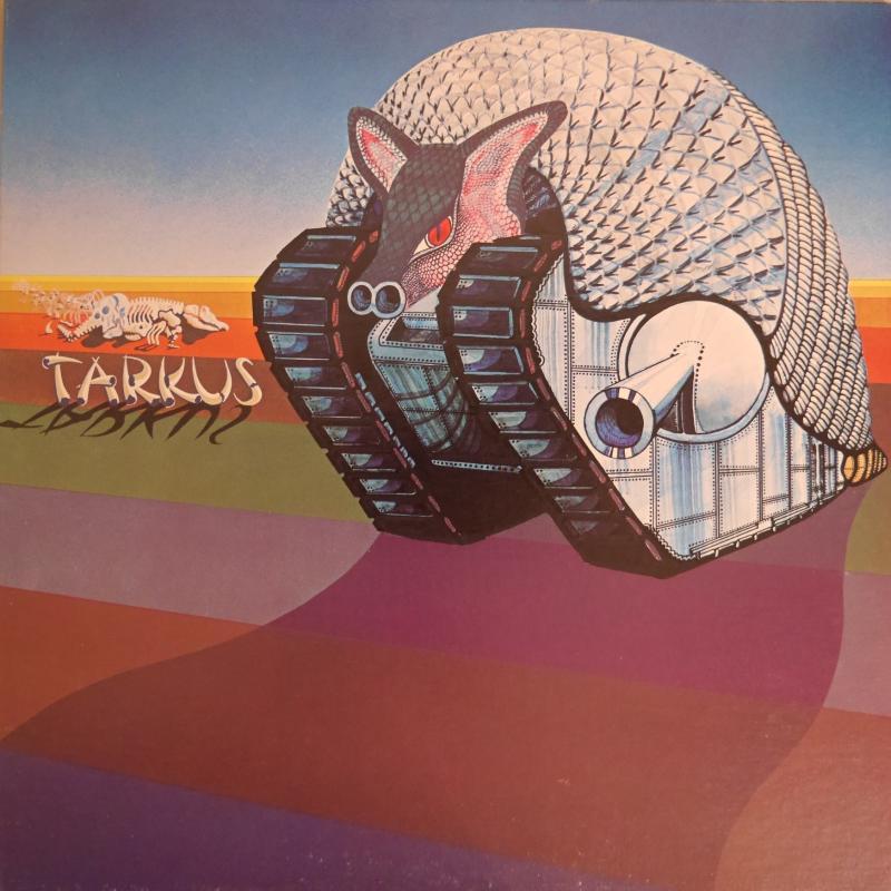 EMERSON LAKE & PALMER/TarkusのLPレコード通販・販売ならサウンドファインダー
