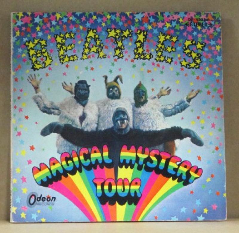 ビートルズ/マジカル・ミステリー・ツアーのシングル盤通販・販売ならサウンドファインダー