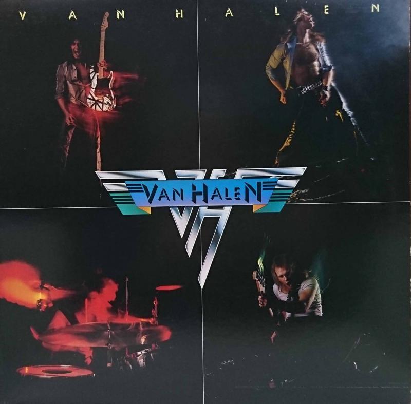 VAN HALEN/Van HalenのLPレコード通販・販売ならサウンドファインダー