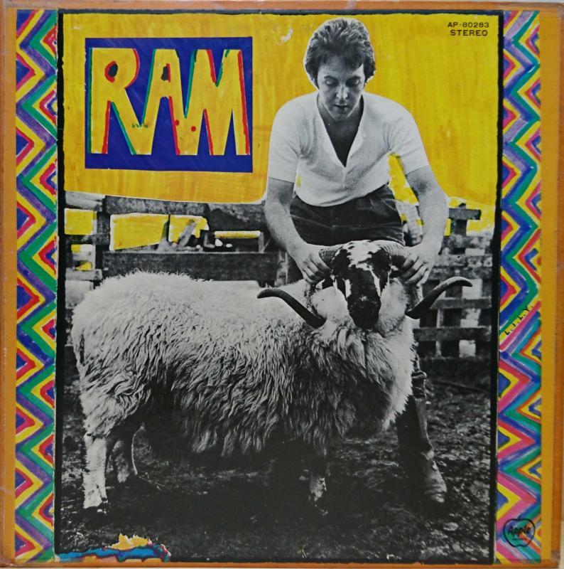PAUL AND LINDA McCARTNEY/RamのLPレコード通販・販売ならサウンドファインダー