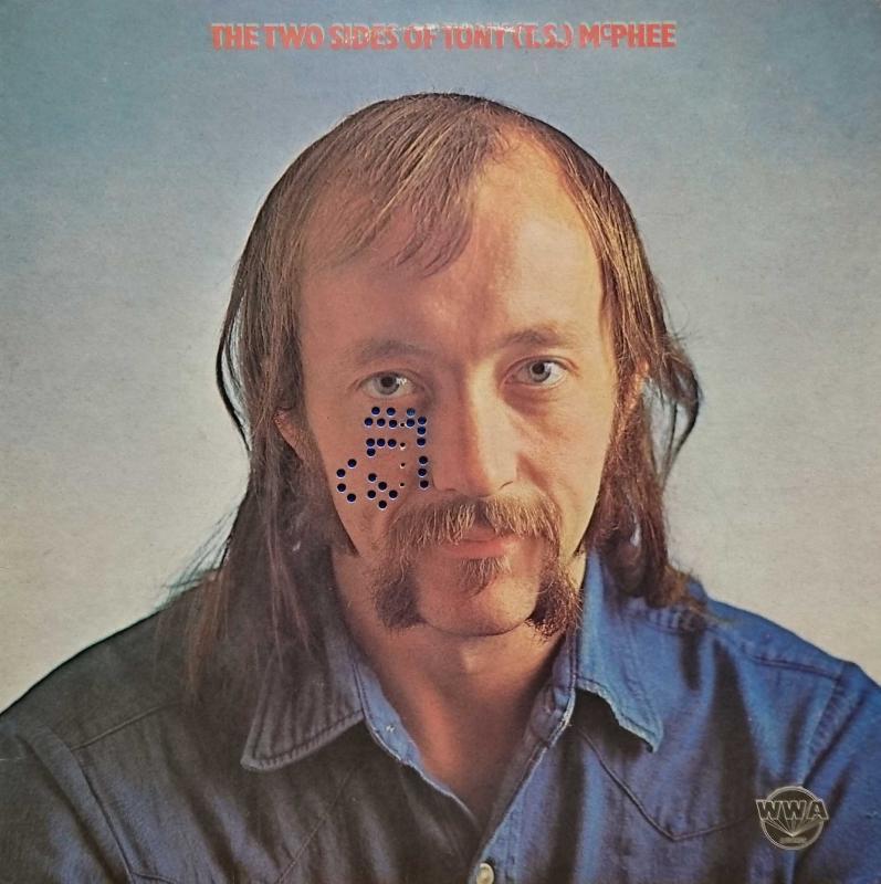 TONY McPHEE/The Two Sides Of Tony (T.S.) McPheeのLPレコード通販・販売ならサウンドファインダー