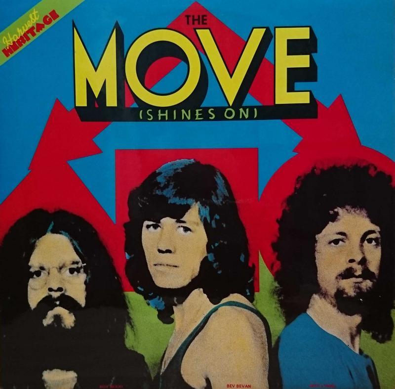 THE MOVE/(Shines On)のLPレコード通販・販売ならサウンドファインダー