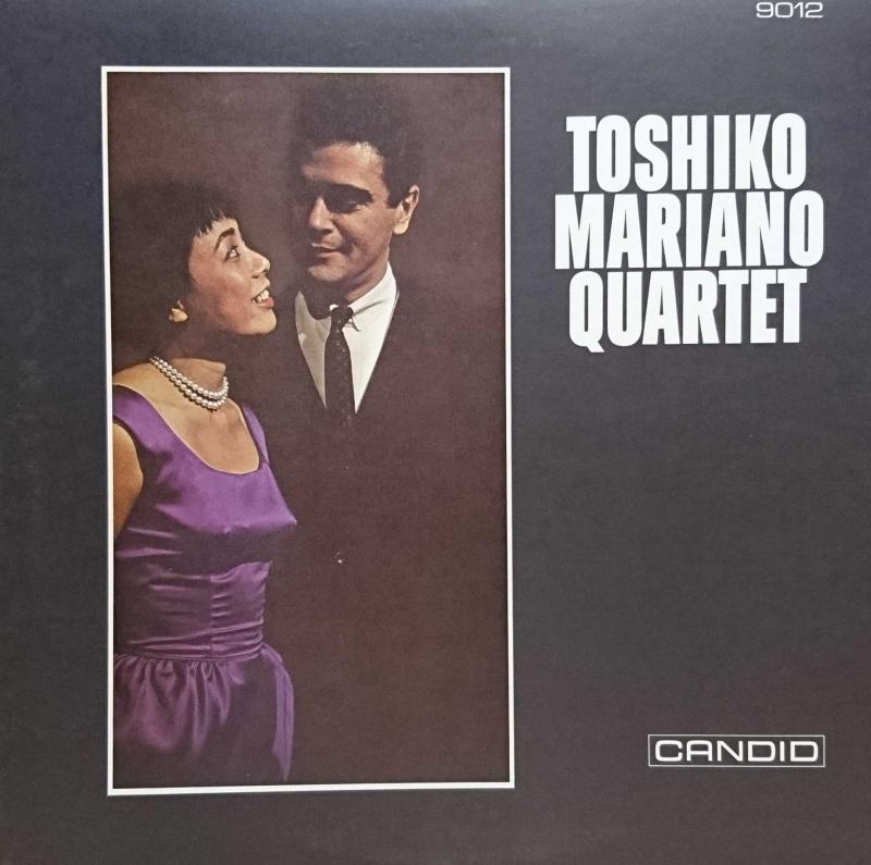 TOSHIKO MARIANO QUARTET (秋吉敏子)/Toshiko Mariano QuartetのLPレコード通販・販売ならサウンドファインダー