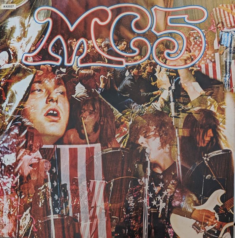 MC5/KICK OUT THE JAMS のLPレコード通販・販売ならサウンドファインダー