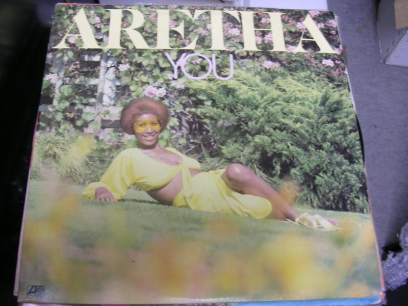 ARETHA FRANKLIN - YOU - LP