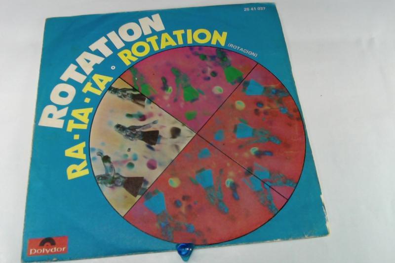 """rotation/rotation/ra-ta-taの7インチレコード通販・販売ならサウンドファインダー"""""""
