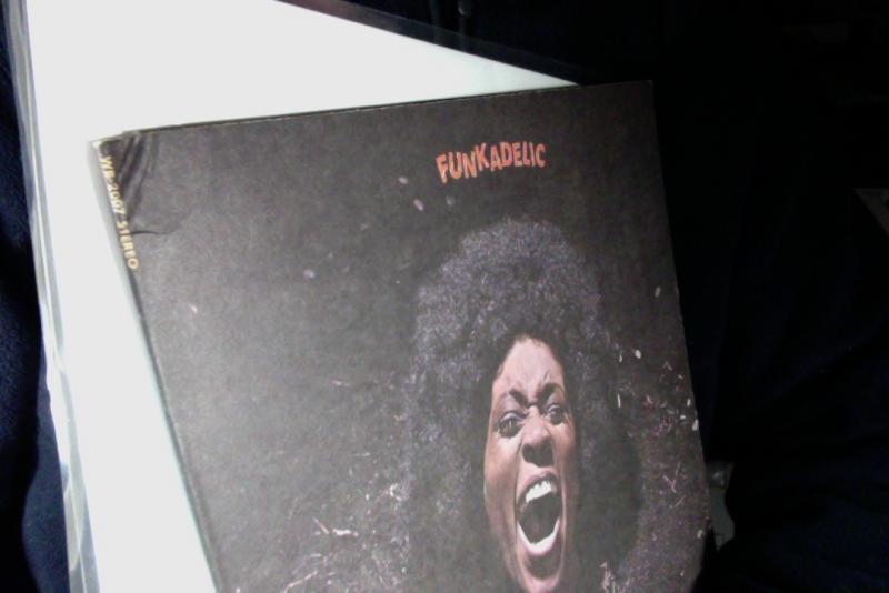 funkadelic/maggot