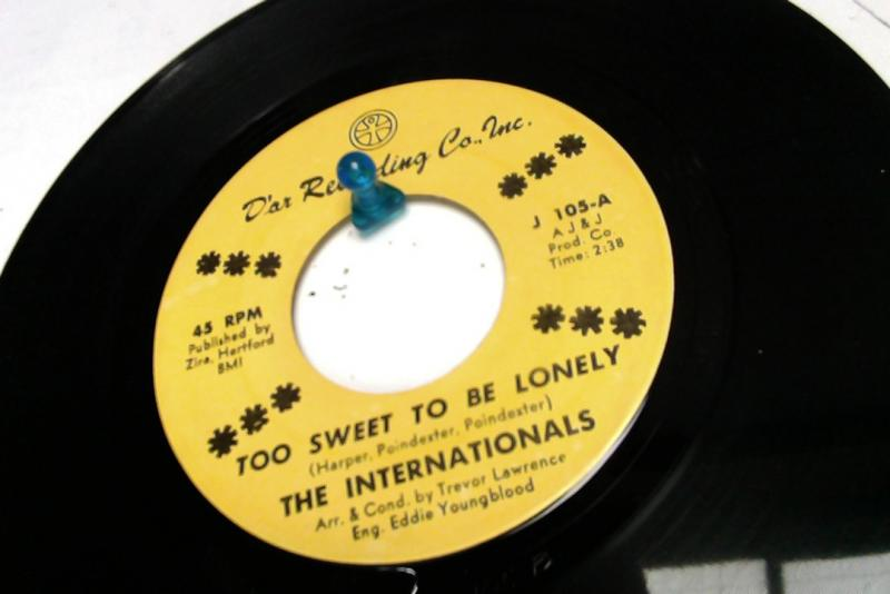 internationals/too sweet to be lonely/beautiful philosophyのシングル盤通販・販売ならサウンドファインダー