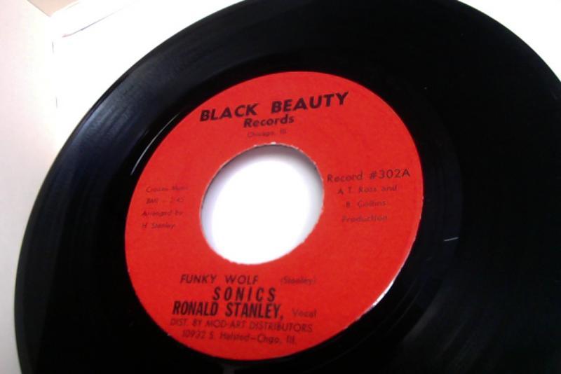 sonics/funky wolf/chaseのシングル盤 vinyl 7inch通販・販売ならサウンドファインダー
